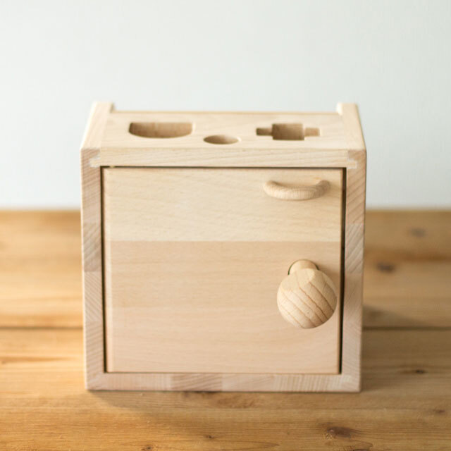 アイデアBOX鍵部分