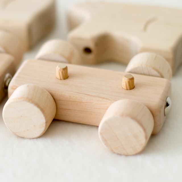 積み木白くまツインズ繋げるパーツ