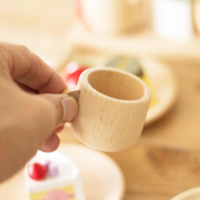 ミニ食器コーヒーカップ