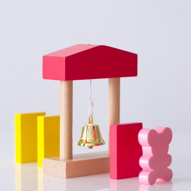 エドインタードミノ 鐘のパーツ