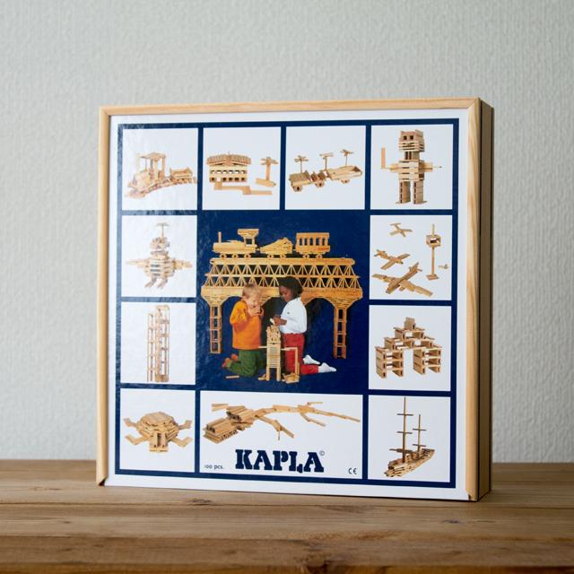 kaplaカプラ100メイン