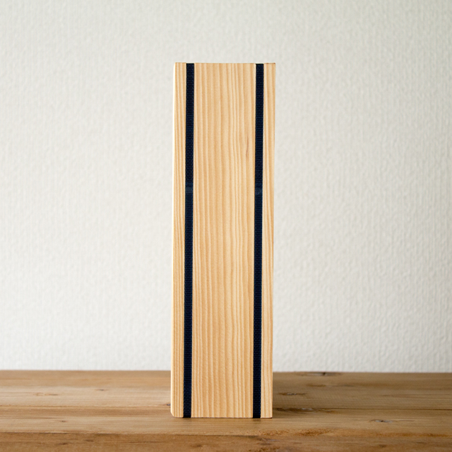 専用木箱側面