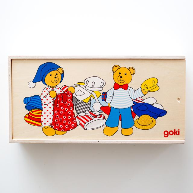 木箱の絵柄