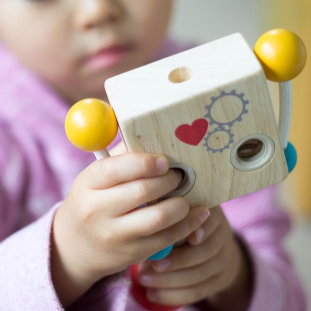 ビルドロボット遊ぶ