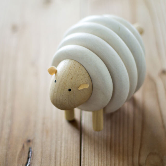 レーシングシープ 羊の形