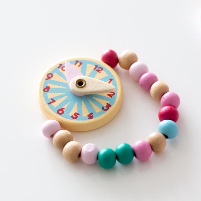 アクセサリーセットサマーガーデン時計