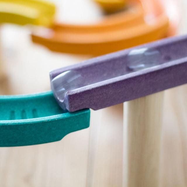 マーブルコースター 木製おもちゃ