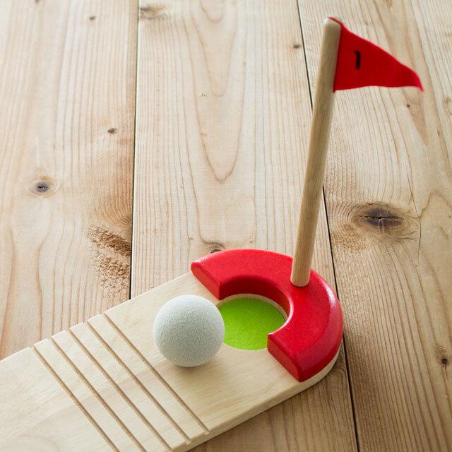 ゴルフセット 赤コース
