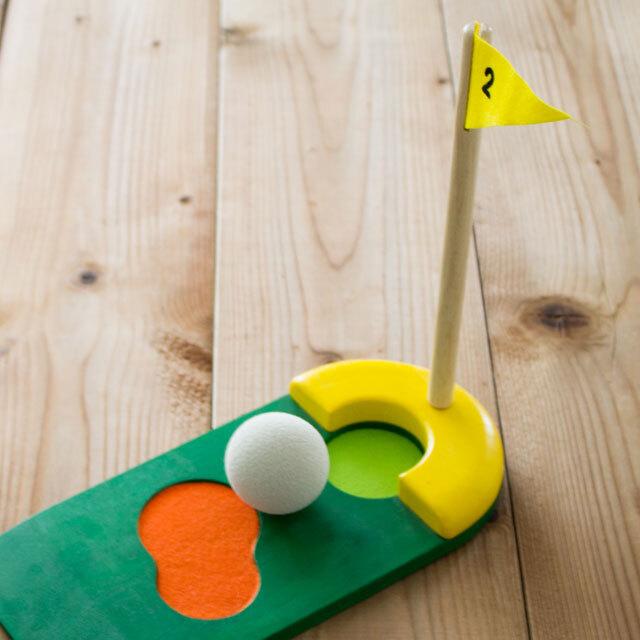 ゴルフセット 室内おもちゃ