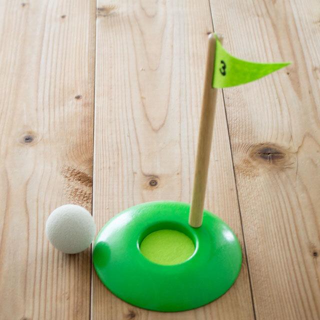 ゴルフセット グリーンピン