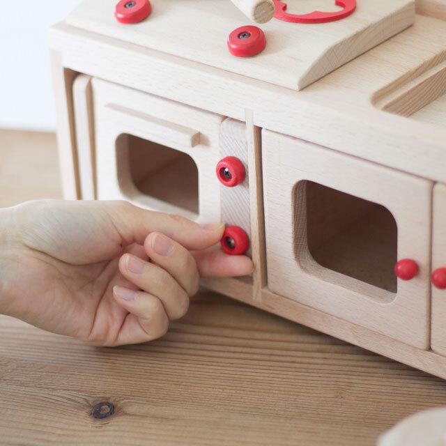ミニキッチンセット 木製