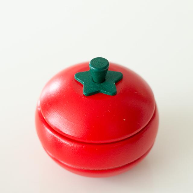 トマトおままごと食材