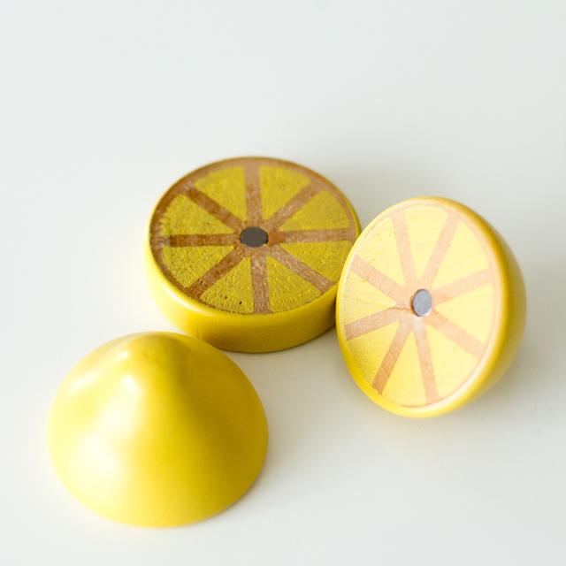 レモン断面