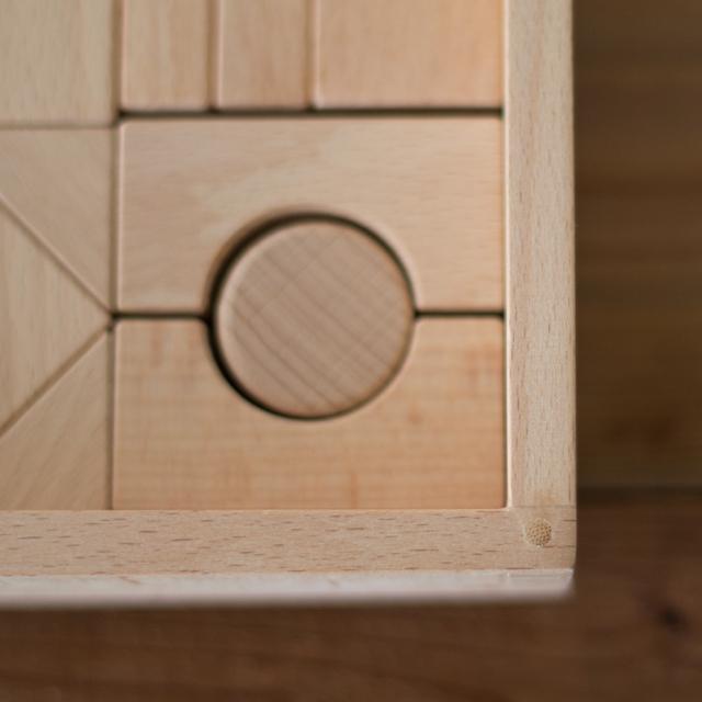 積み木パーツ丸型