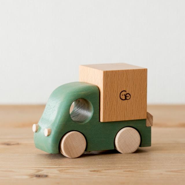 単品トラックグリーンメイン