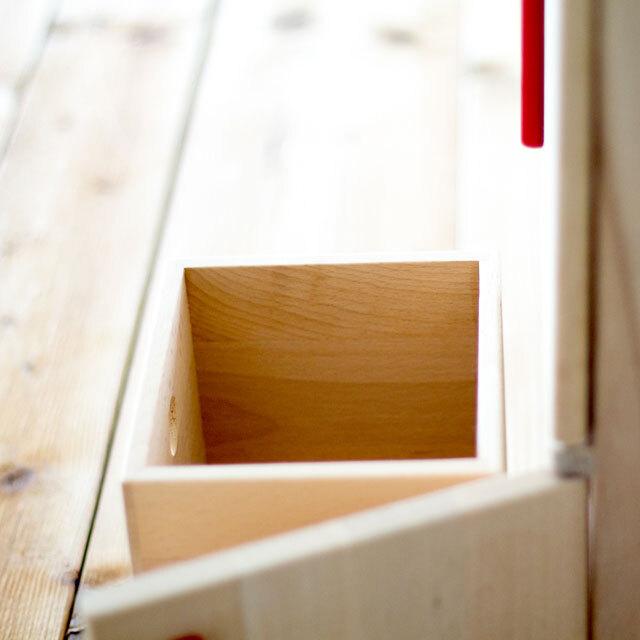 下段収納スペース