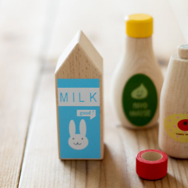 付属品 牛乳類