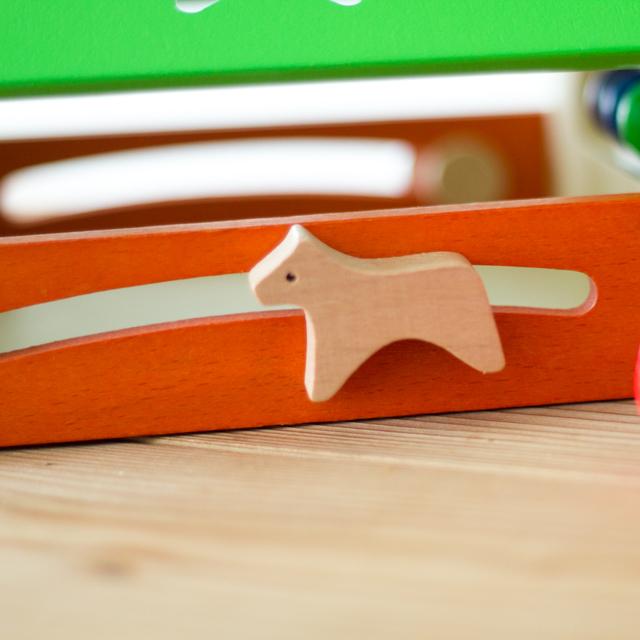 木製知育玩具