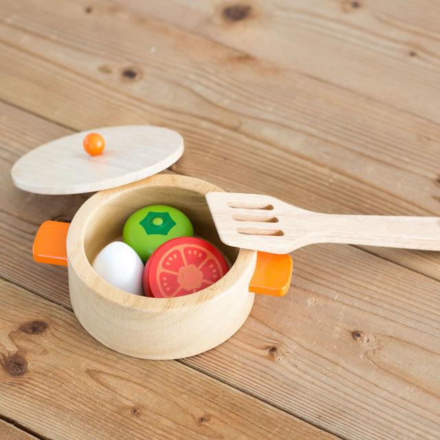 木製サクサクセット鍋