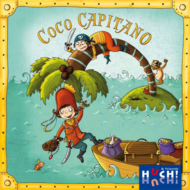 ココ カピターノ|ドイツ知育カードゲーム