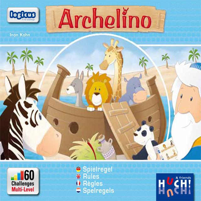 アルケリーノ|知育カードゲーム