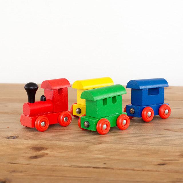 ヘルシンキ 機関車おもちゃ