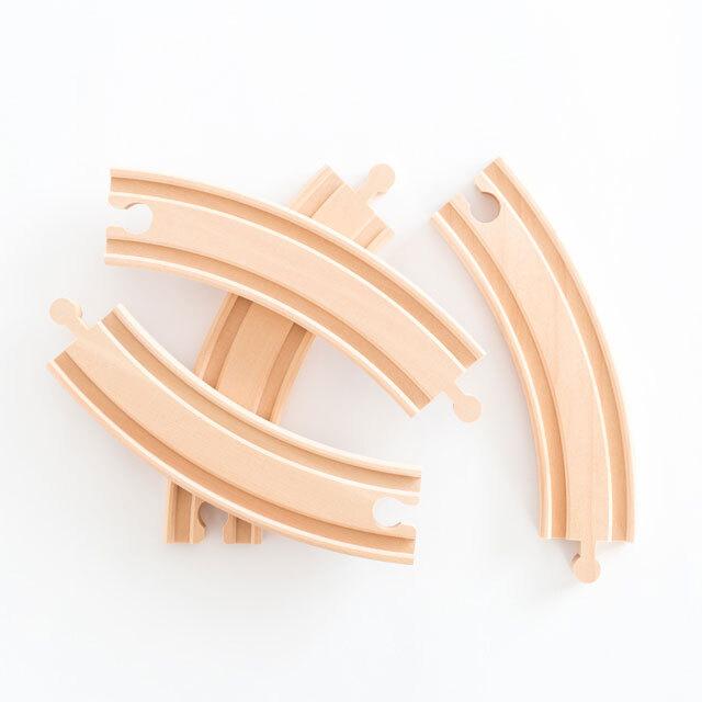 木製レール/MOKUTRAIN