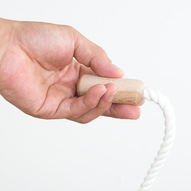 プルトイの紐と持ち手