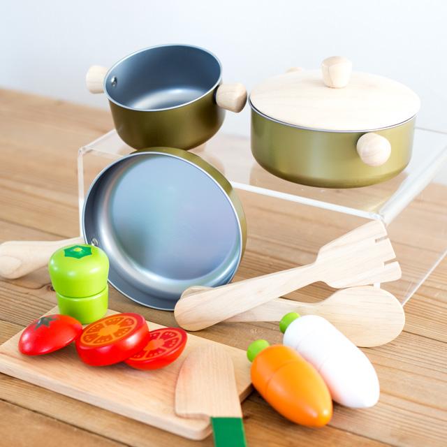 調理用具セット&お野菜サクサクセット