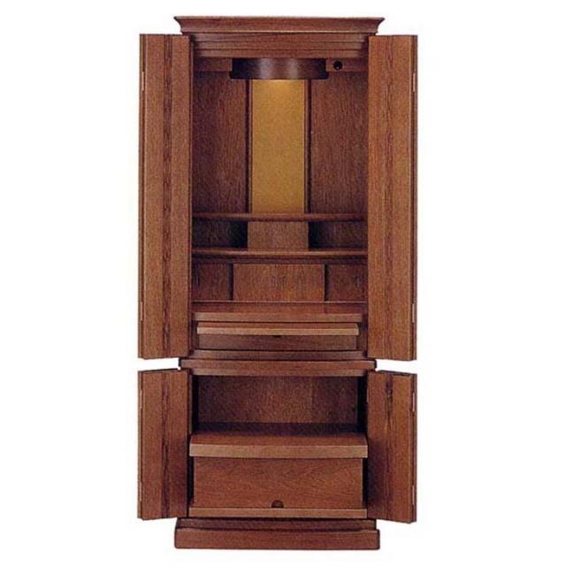 家具調仏壇台付