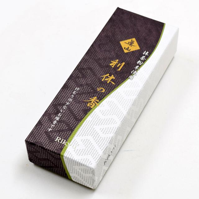 線香 利休の香 抹茶 バラ徳用 微煙 真山