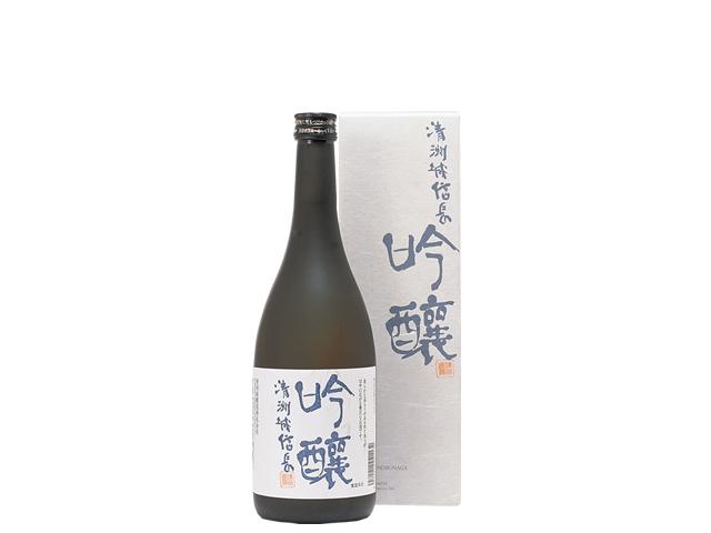 【贈答用(KM-11)】 清洲城信長 「吟醸」 720ml瓶 1本(箱入り)