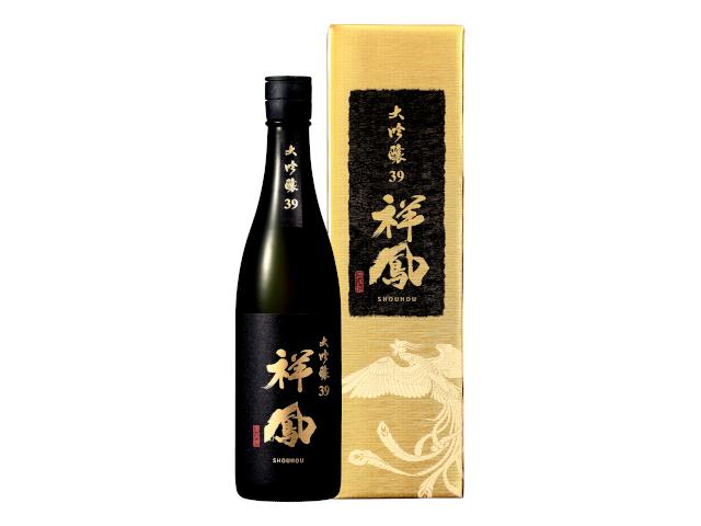 大吟醸39 祥鳳 720ml瓶(カートン)