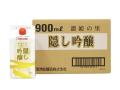 濃姫の里 隠し吟醸パック 900ml 1ケース(6本入)
