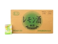 楽園 レモン酒ミニパック 180ml 1ケース(30本入)
