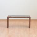 BAUM(バウム) 無垢 スライドテーブル ウォールナット 【送料無料】