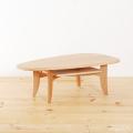 Lund(ルンド) 無垢 リビングテーブル センターテーブル 【送料無料】
