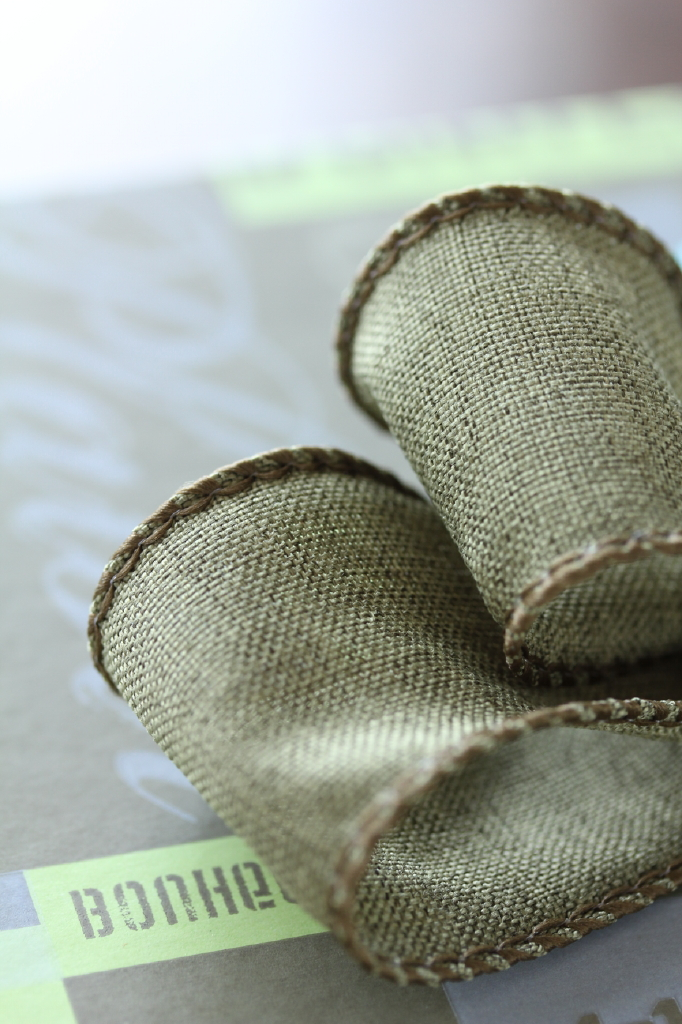 リネンリボン リボン販売 ドイツリボン ナチュラルリボン
