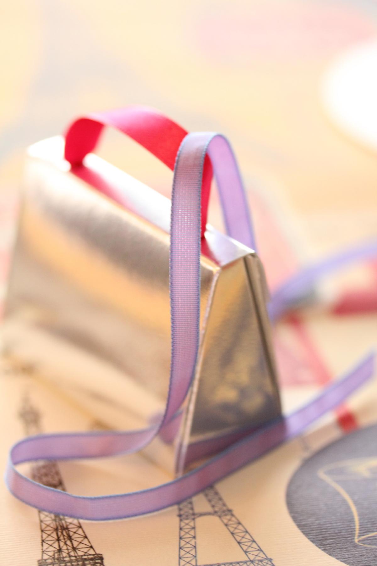 フランス製スペシャルリボン・ラベンダーColorテープ 6ミリ幅