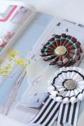 レッスン受講者限定◆名古屋 2014年夏の特別クラス作品材料キット受付
