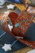 リボン通販 フランス製リボン通販 クリスマスリボン オリオール&フォンタネル社 ラテリエ デュ ルバン