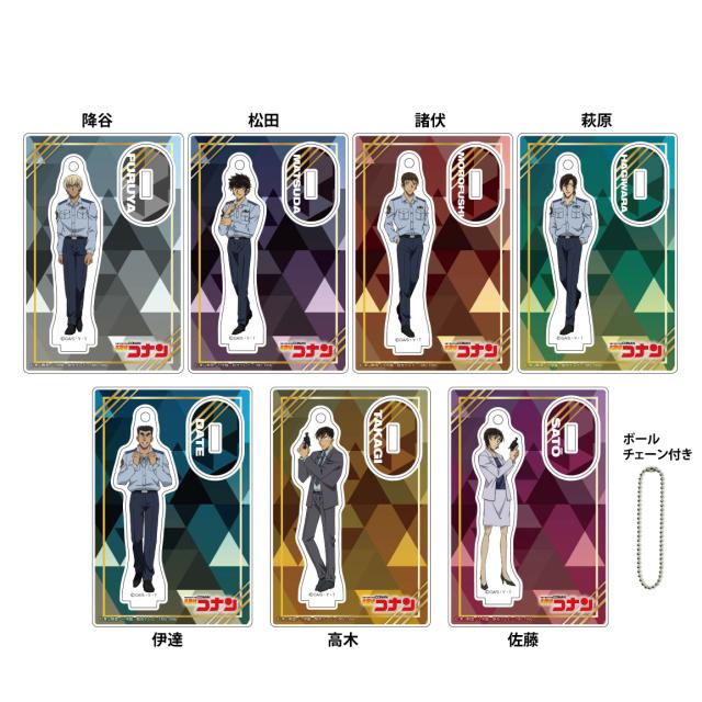 【11月中旬発売予定】名探偵コナン TDミニアクリルスタンド B  BOX