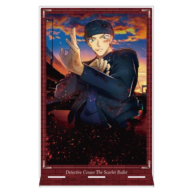 【2021年6月下旬発売予定】劇場版『名探偵コナン 緋色の弾丸』アクリルアートスタンドVol.2 C