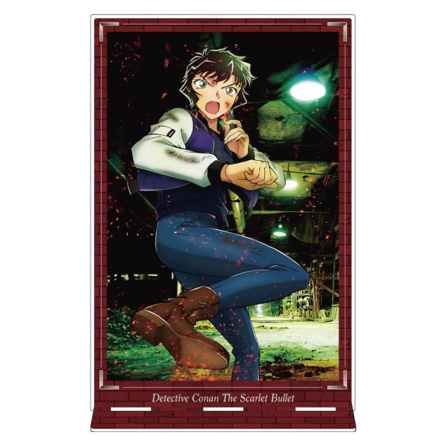 【2021年6月下旬発売予定】劇場版『名探偵コナン 緋色の弾丸』アクリルアートスタンドVol.2 E