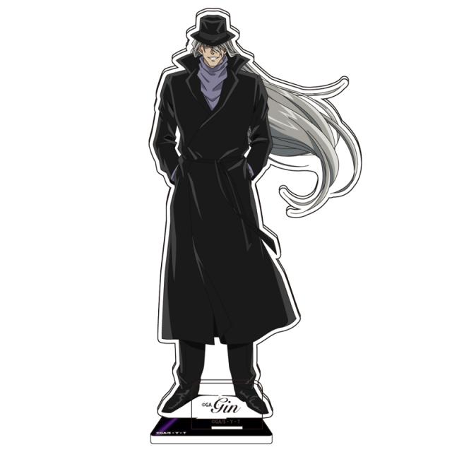 【2021年9月下旬発売予定】名探偵コナン アクリルスタンドVol.18 ジン