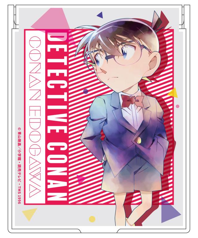 【4月下旬発売予定】名探偵コナン ミラー PALE TONE series 江戸川コナン