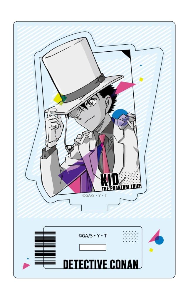 【3月中旬発売予定】名探偵コナン アクリルスタンド 怪盗キッド