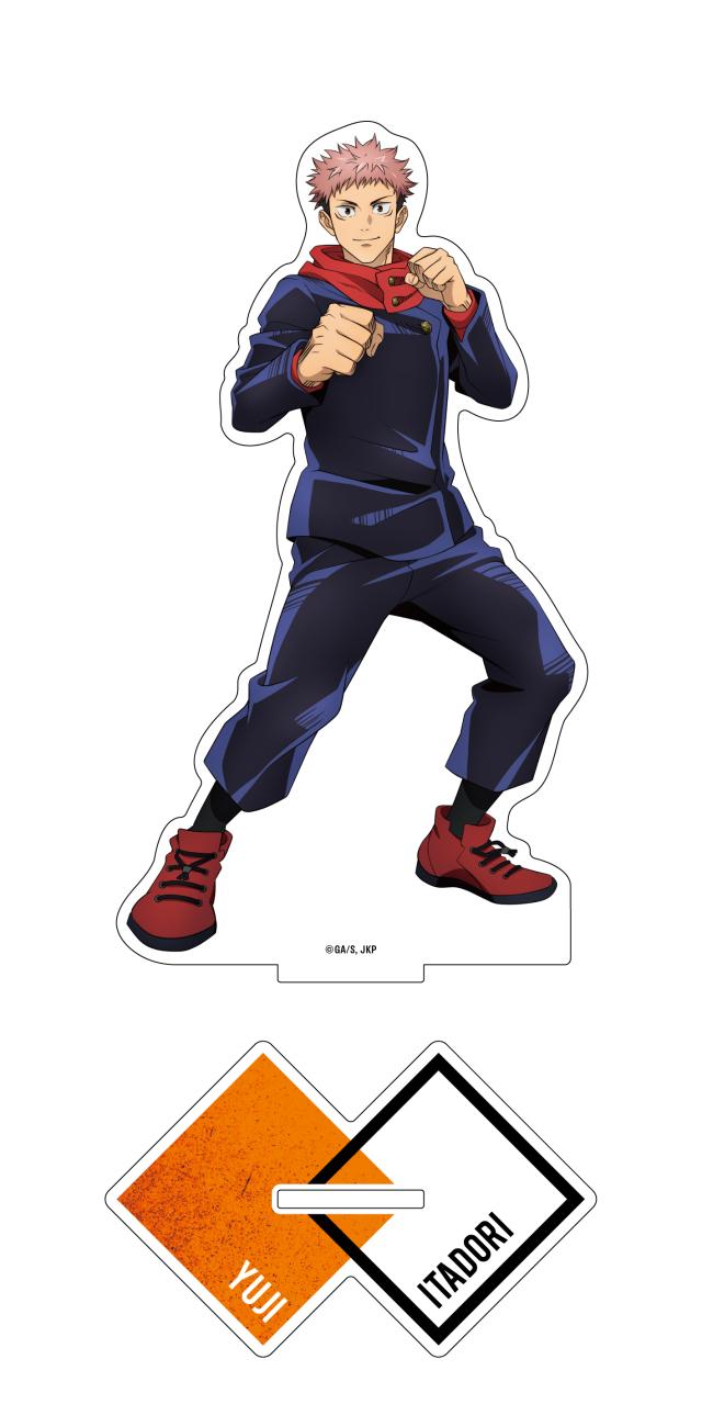 【2021年7月下旬発売予定】TVアニメ「呪術廻戦」 アクリルフィギュア 虎杖悠仁 描き下ろし ver.