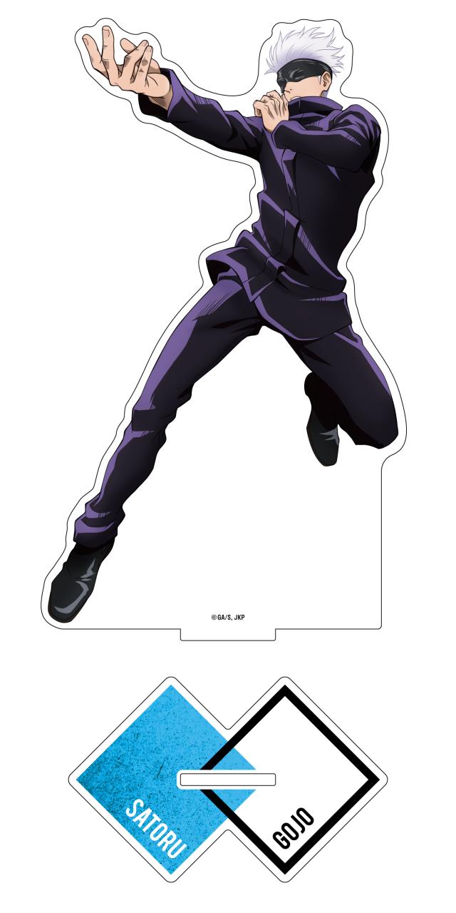 【2021年7月下旬発売予定】TVアニメ「呪術廻戦」 アクリルフィギュア 五条 悟 描き下ろし ver.
