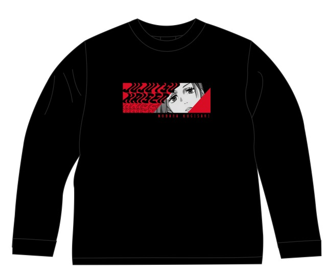 【2021年7月下旬発売予定】TVアニメ「呪術廻戦」 ロングTシャツ 釘崎野薔薇 描き下ろし ver. M